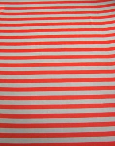 Polyester Chiffon Stripes Design