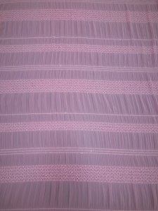 Polyester None Stretch Crinkle Chiffon with 3 MM Sequins