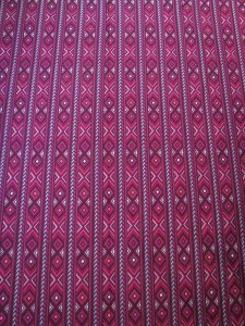 Nylon Spandex Tribal Pattern Design