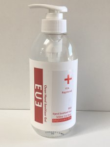 Hand Sanitizer Gel 70% Ethyl Alcohol FDA Register