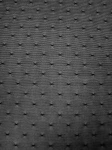 Nylon Spandex Mesh 4 Way Stretch with 3mm Polka Dots Design