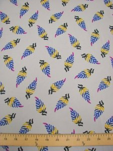 Polyester CDC Feather Design