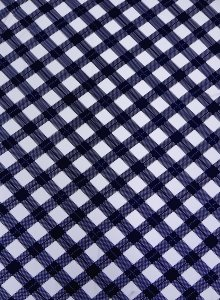 Polyester Fukuro Medium Weight 2 ways Stretch Argyle Design