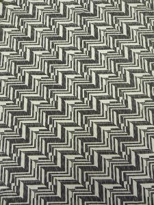 Polyester Modal Cotton Spandex Medium Weight Diagonal Chevron Design