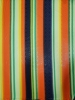 Polyester Spandex 2 ways Stretch With Stripe Tribe Foil Design
