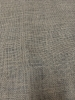 Burlap Fabric None Stretch Brown